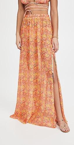 Ramy Brook - Printed Darya Cover Up Skirt