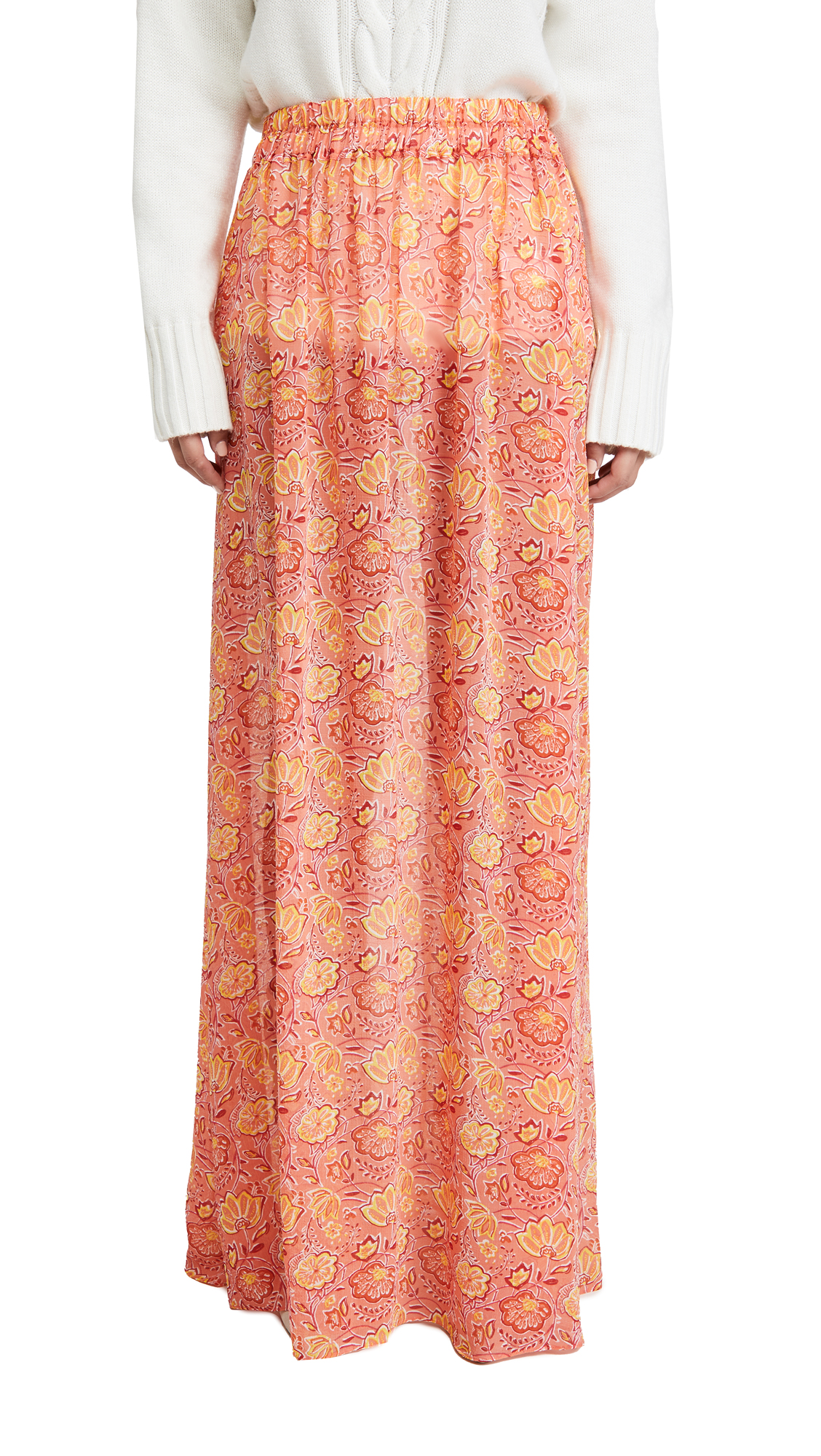 Ramy Brook Printed Darya Cover Up Skirt