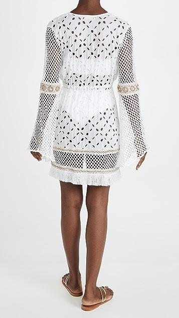 Ramy Brook Amal 罩衫式连衣裙