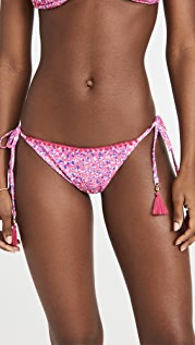 Ramy Brook Printed Coastal Bikini Bottoms