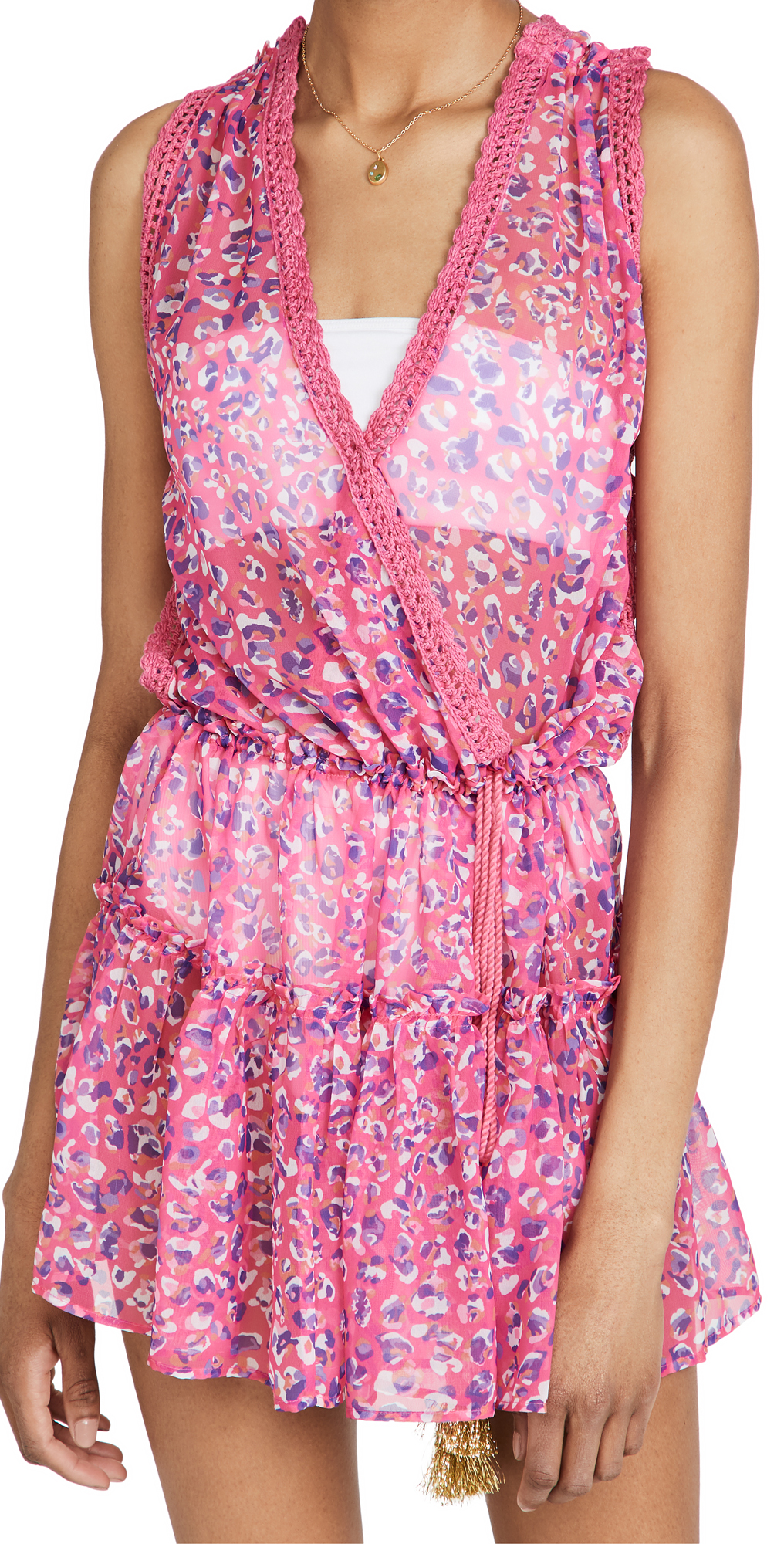 Ramy Brook Printed Donica Dress