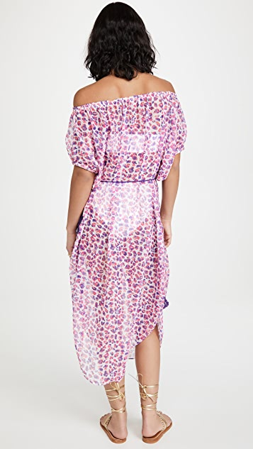 Ramy Brook Printed Zuri Dress