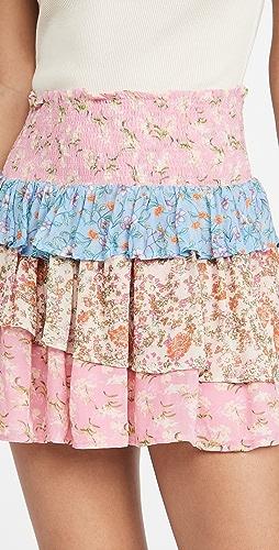 Ramy Brook - Paxton 印花半身裙