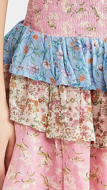 Ramy Brook Printed Paxton Skirt