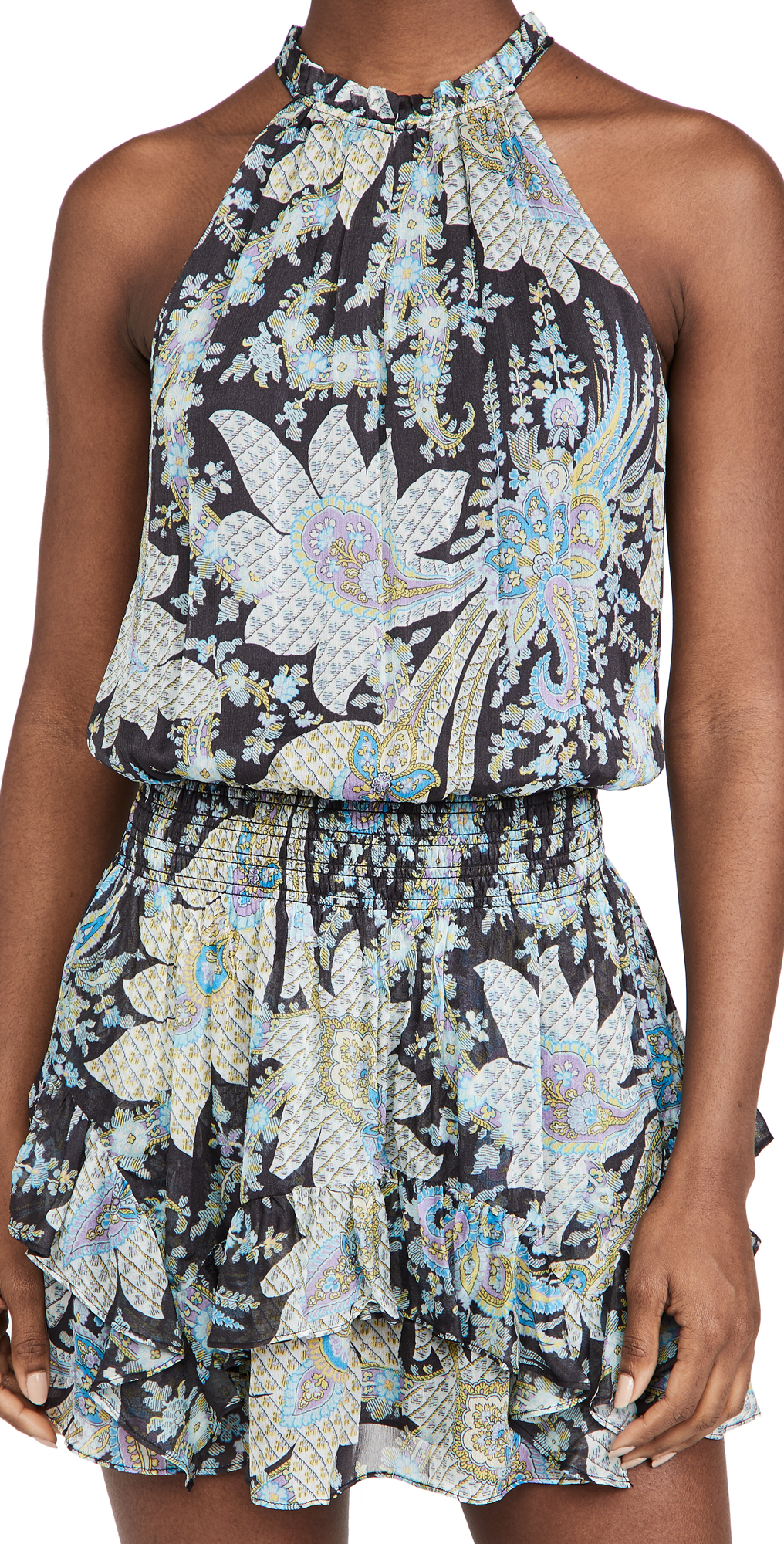Ramy Brook Printed Forrest Dress