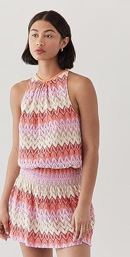 Ramy Brook - Metallic Paris Sleeveless Dress