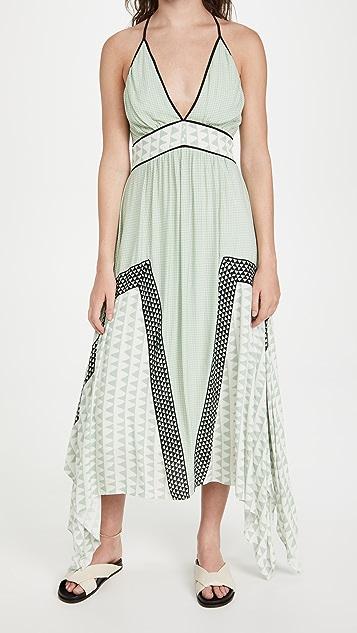 Ramy Brook Printed Taylor Dress