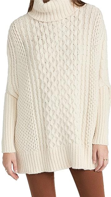 Ramy Brook Phillipa Alpaca Sweater