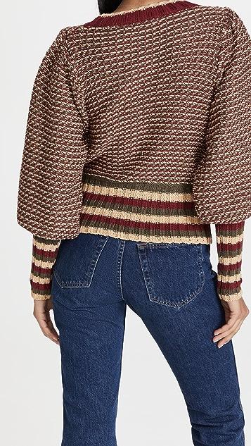 Ramy Brook Hadar Sweater