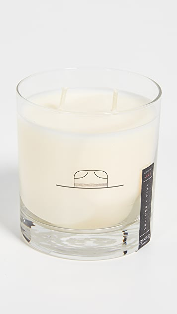 Ranger Station Scent No. 001 Leather & Pine Candle
