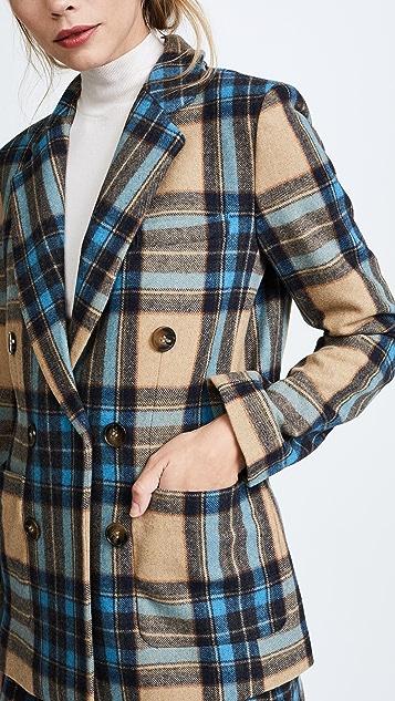 Rachel Antonoff Vivian Oversized Blazer