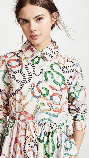 Rachel Antonoff Prescott Dress