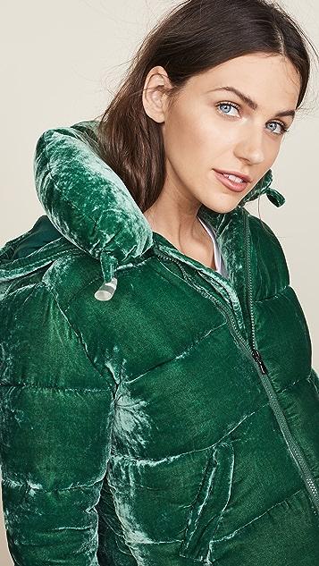 Rachel Antonoff Peggy Puffer Jacket