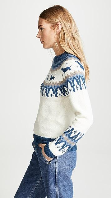 Rachel Antonoff Fairisle Sweater