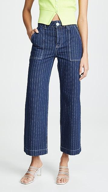 783c9cffe828 Rachel Antonoff Romeo Wide Leg Pants