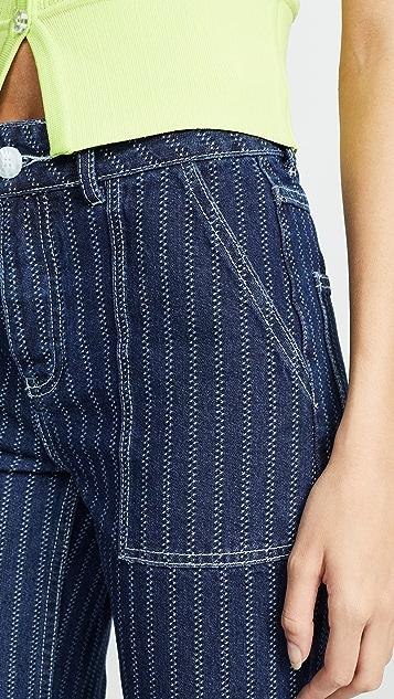 Rachel Antonoff Широкие брюки Romeo