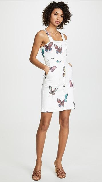 Rachel Antonoff Barb Apron Dress