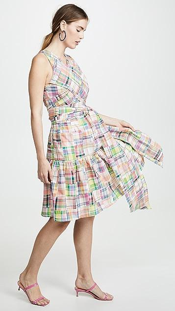 Rachel Antonoff Beanie Wrap Dress