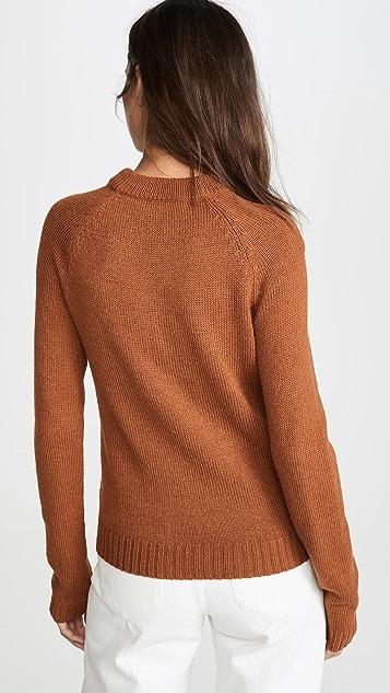Rachel Antonoff Пуловер с рукавами реглан Bessie