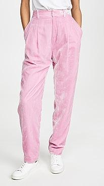 Bea Pleated Pants