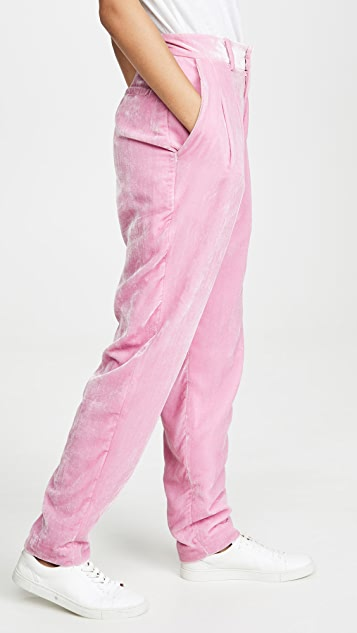 Rachel Antonoff Bea Pleated Pants