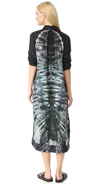 Raquel Allegra Shirt Dress