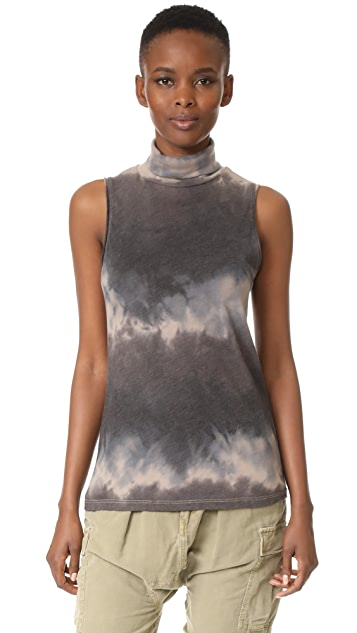 Raquel Allegra Sleeveless Turtleneck