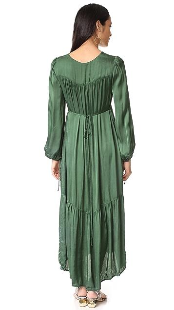 Raquel Allegra Empress Dress