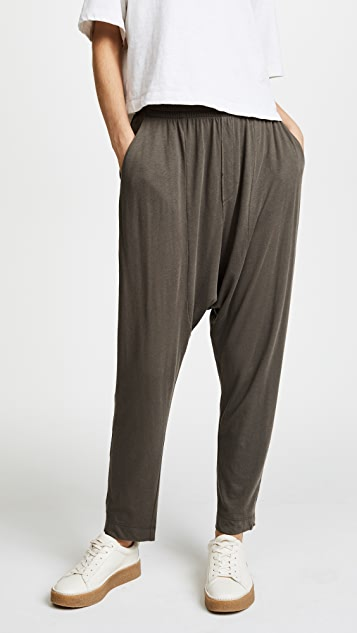 Raquel Allegra Drop Rise Pants