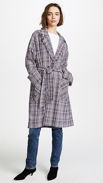 Raquel Allegra Macintosh Coat
