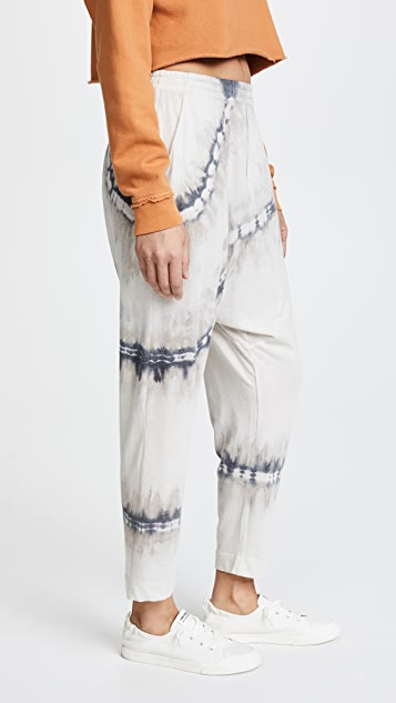 Raquel Allegra Long Rise Pants