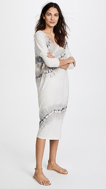 Raquel Allegra Raglan Dress