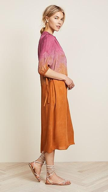 Raquel Allegra Peasant Dress