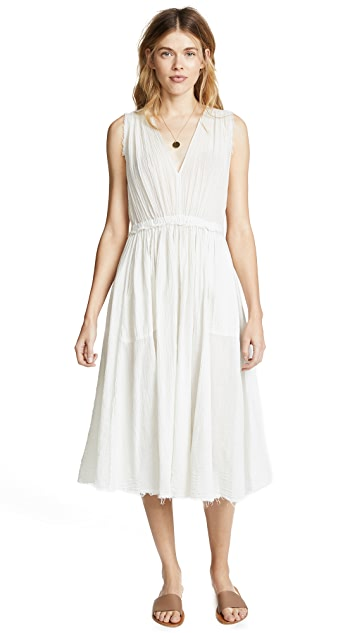Raquel Allegra Desert Dress