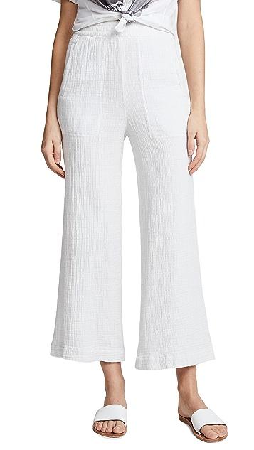 Raquel Allegra Wide Leg Pants
