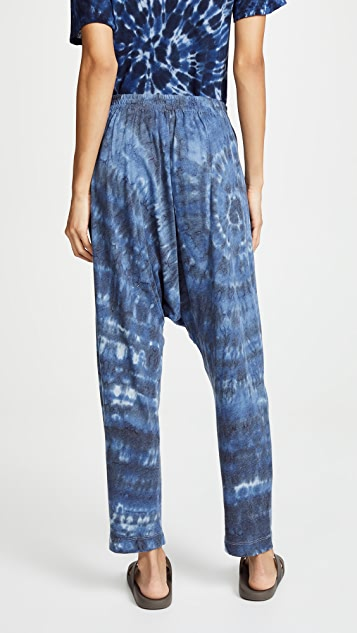 Raquel Allegra Drop Crotch Pants