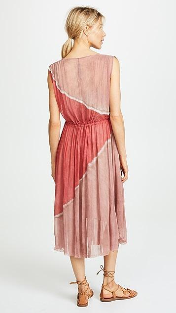 Raquel Allegra Button Up Desert Dress