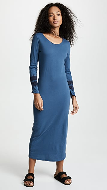 Raquel Allegra Cocoon Dress