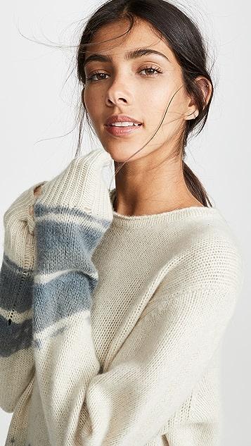 Raquel Allegra Cashmere Pullover
