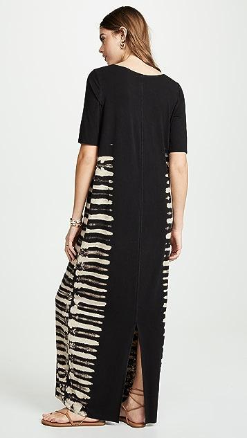 Raquel Allegra Column Dress