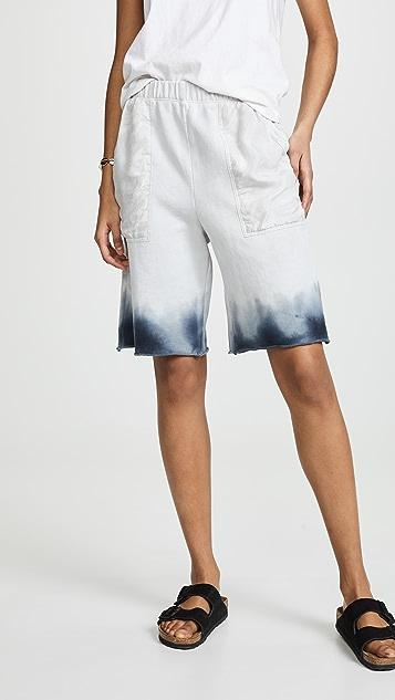 Raquel Allegra Tie Dye Shorts