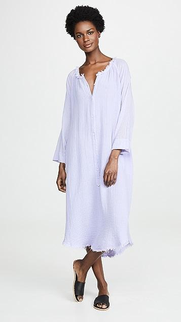 Raquel Allegra Joni Poet Dress