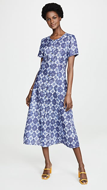 Raquel Allegra Big Sweep Dress