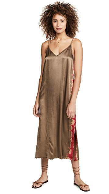Raquel Allegra Little Slip Dress