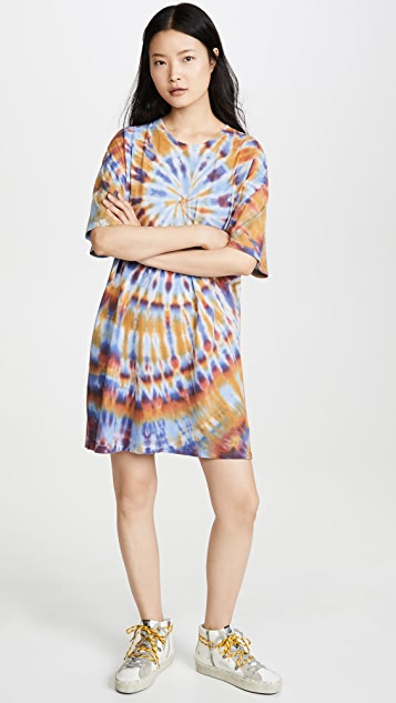 Raquel Allegra T 恤连衣裙