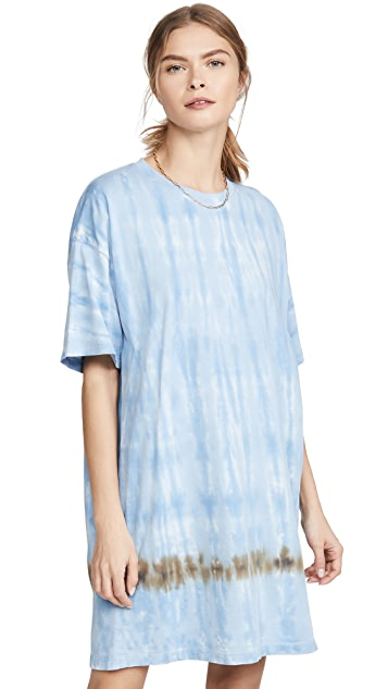 Raquel Allegra T 恤式连衣裙