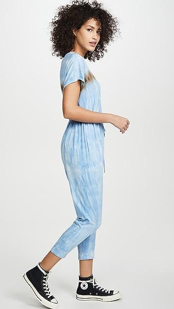 Raquel Allegra Jersey Jumpsuit