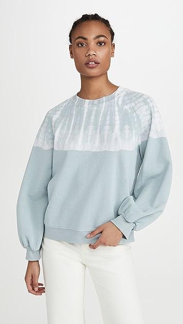Raquel Allegra 泡泡袖运动衫