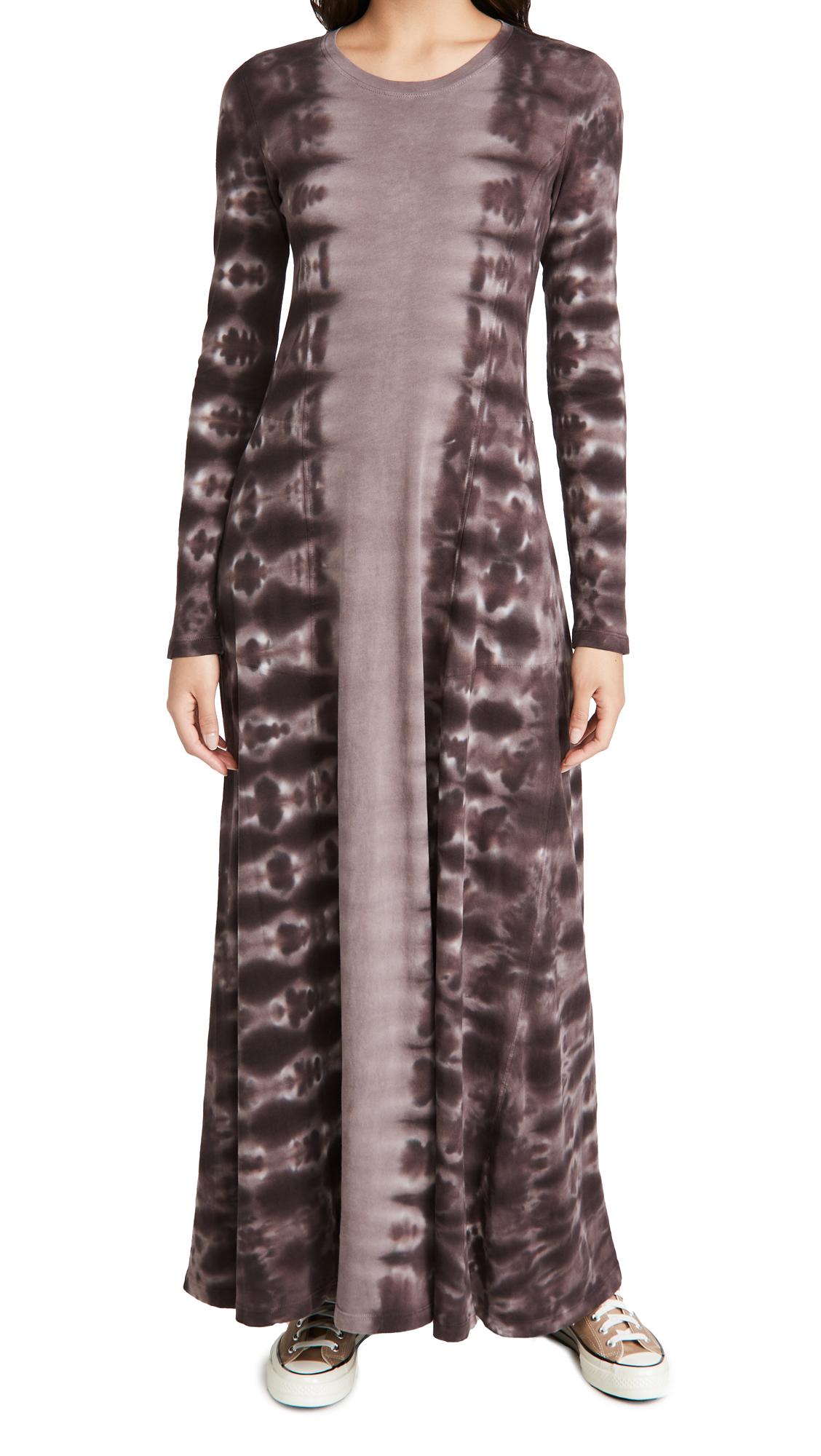 Raquel Allegra Rhea Tie Dye Dress