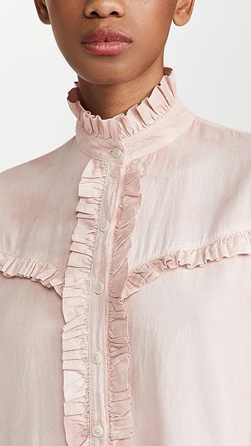 Raquel Allegra Tie Dye Luna Dress